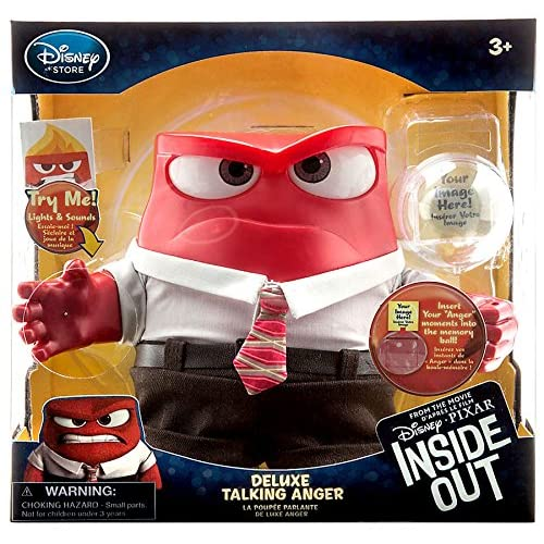 Disney / Pixar Inside Out Anger 6 Talking Action Figure