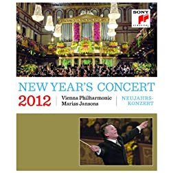 New Year's Concert 2012 (Blu-Ray)