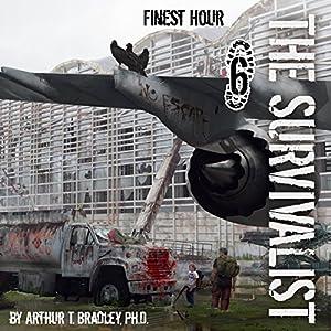 The Survivalist Audiobook