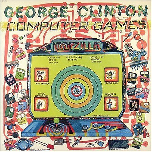 Computer Games by EMI Europe Generic (2004-08-24) (George Clinton Computer Games compare prices)
