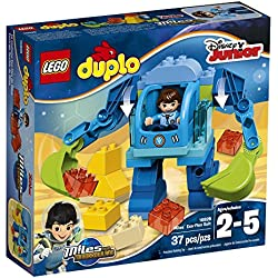 LEGO DUPLO Disney 10825 Miles Exo-Flex Suit Building Kit (37 Piece)