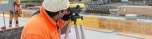 Leica Geosystems 840384 NA520 Automatic Optical Level