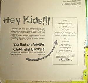 The Teddy Bears' Picnic - Richard Wolfe Children's Chorus