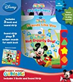 Mickey Mouse Clubhouse 3-Book Play-a-Sound Set