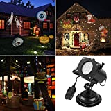 ARINO Holiday Light Projector Image Motion Projection for Outdoor Indoor in Christmas Halloween