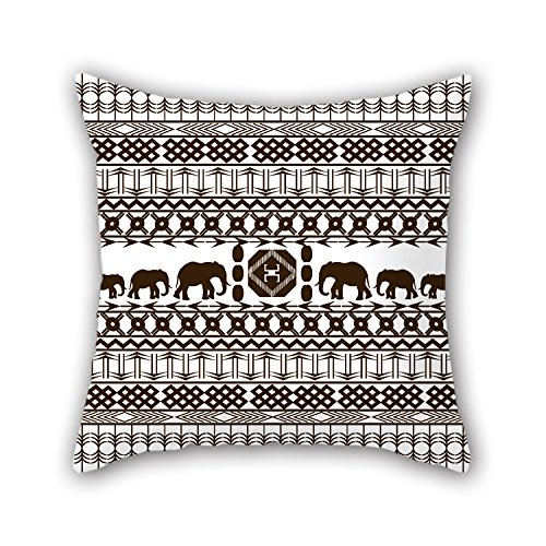 NICEPLW Bohemian Pillowcover 20 X 20 Inches / 50 By 50 Cm For Drawing Room,office,family,bar Seat,kids Girls With Twin Sides (Wrapper Fender compare prices)