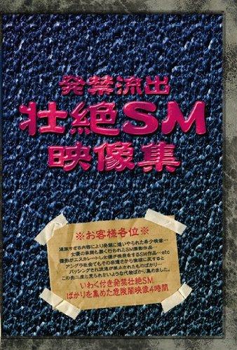 発禁流出 壮絶SM映像集 AVマーケット [DVD]