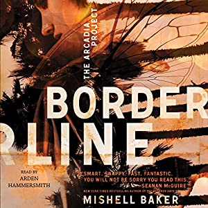 Borderline Audiobook