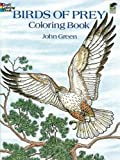 img - for Birds of Prey Coloring Book book / textbook / text book
