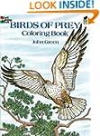 Birds of Prey Coloring Book