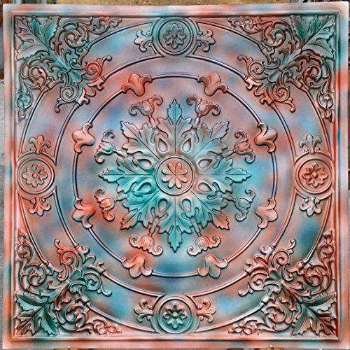 PL18 peint imitation mélange média art 3D dalles photosgraphie Décoration murale en toile de fond à Panneaux 10pieces/lot
