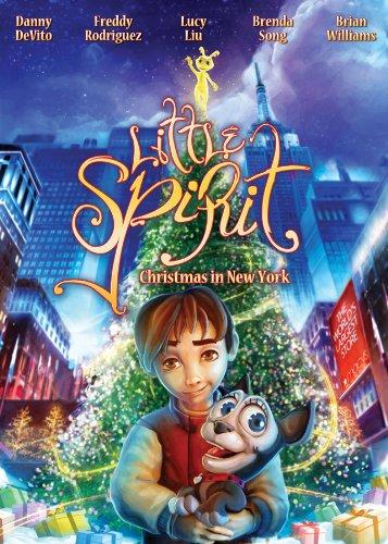 Маленький дух: Рождество в Нью-Йорке