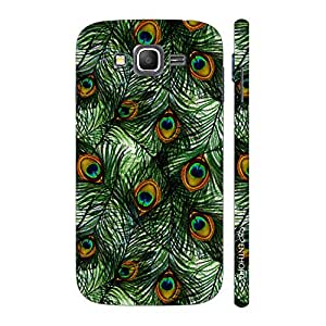 Enthopia Designer Hardshell Case Monsoon Feathers Back Cover for Samsung Galaxy Grand Prime