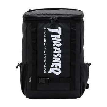THRASHER デイパック スクエア マグロゴ BOX THRRM-502 thrasher-063