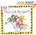 Don't Call Me Special: A First Look at Disability