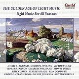 """""""Age d'Or Musique Legere """"""""Light Music Seasons"""""""""""""""