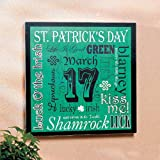 St. Pat's Sayings Wall Sign - Home & St Patrick's Day Decor