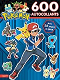 Pokémon / 600 stickers nº3...