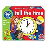 Orchard Toys Tell The Time, Multi Color