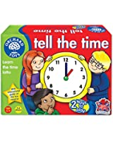 "Orchard Toys -  Loto de Dites le temps ""Tell the Time Lotto"" - langue anglaise - Langue: anglais"