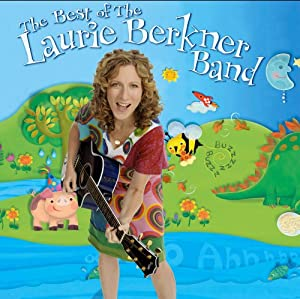 Best of the Laurie Berkner Band by Two tomatoes