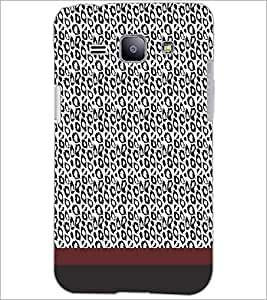 PrintDhaba Pattern D-1812 Back Case Cover for SAMSUNG GALAXY J1 (Multi-Coloured)