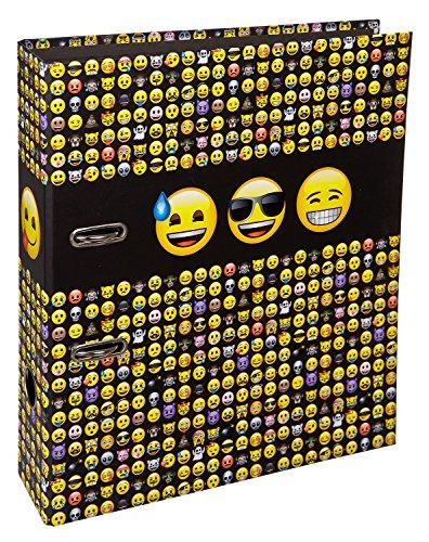 Undercover emtu0630-escolar carpeta Emoji, A4, 32x 24x 8cm