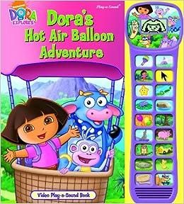 dora the explorer audio books