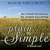 Plain & Simple: 3 Book Set   Paige Millikin