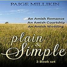 Plain & Simple: 3 Book Set | Livre audio Auteur(s) : Paige Millikin Narrateur(s) : Amanda Terman