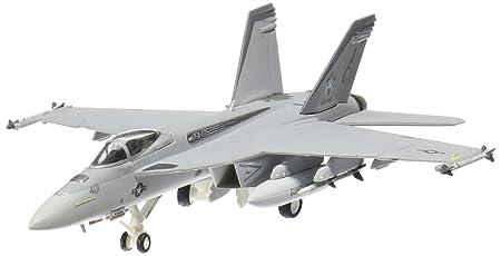 "F/A-18E maquette avion échelle 1:200 US Navy VFA-105 ""Gunslingers"", CVW-3, NAS OcEANa, AC 401"