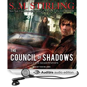 The Council of Shadows: Shadowspawn Series, Book 2 (Unabridged)