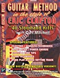 echange, troc Guitar Method: Eric Clapton - 40 Slowhand Riffs [Import USA Zone 1]