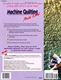 Read Machine Quilting Made Easy! (The Joy of Quilting) on-line