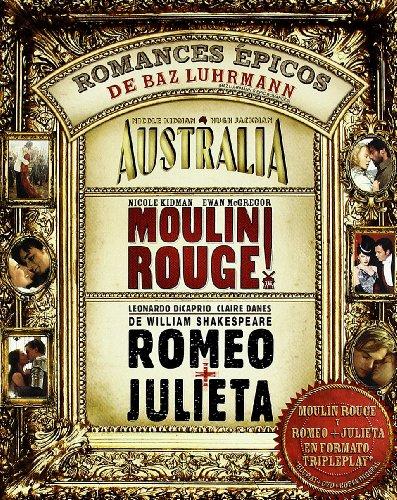 Australia+Moulin+Romeo y julieta [Blu-ray]