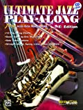 Eric Marienthal Ultimate Jazz Play-Along (Jam with Eric Marienthal): E-Flat, Book & CD (Ultimate Play-Along)