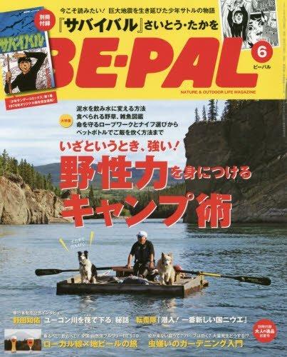 BE-PAL(ビーパル) 2016年 06 月号