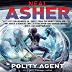 Polity Agent: Agent Cormac, Book 4 | Neal Asher