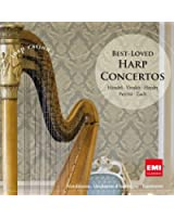 Best-Loved Harp Concertos [International Version] (International Version)