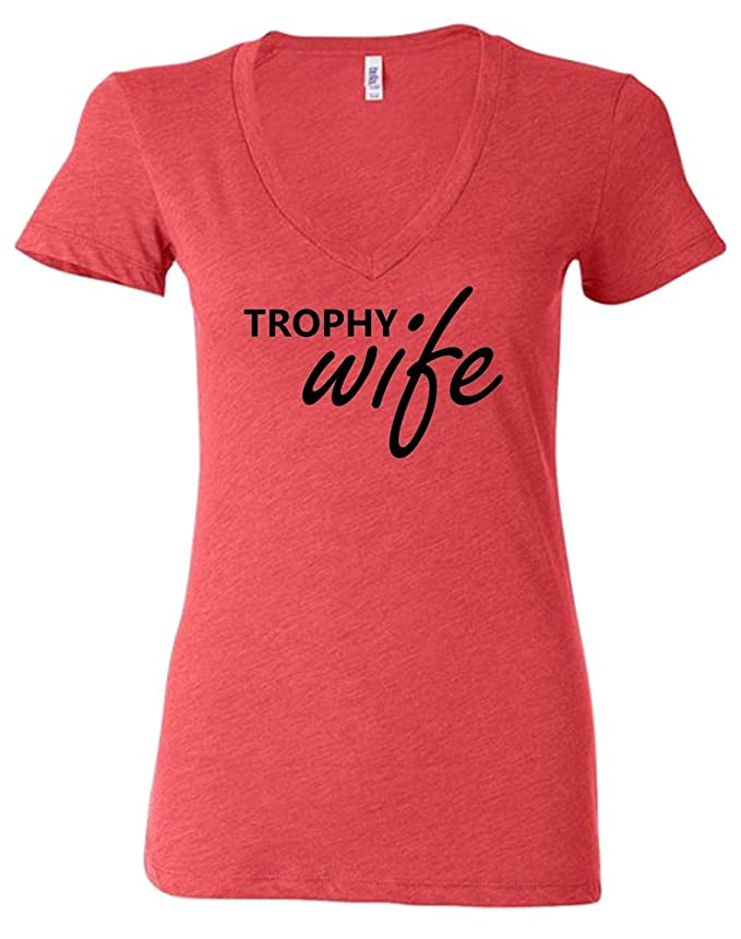 "Need a gift idea for a bride? Pick her up one of these fun shirts for the wife-to-be that www.abrideonabudget.com wrote about. It'll get more use than a ""bride"" top."