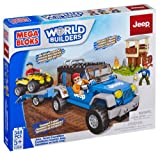 Mega Bloks Forest Expedition Jeep