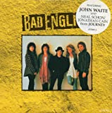 BAD ENGLISH FORGET ME NOT (1989 CD SINGLE)