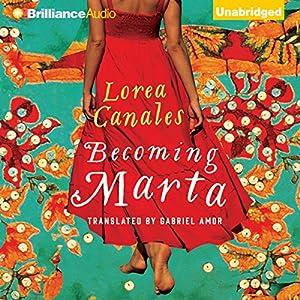 Becoming Marta Audiobook