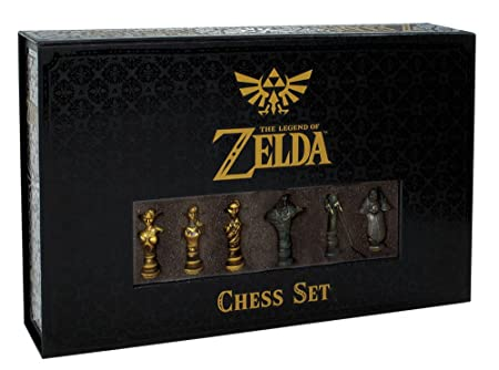 The Legend of Zelda Chess Jeu De Société
