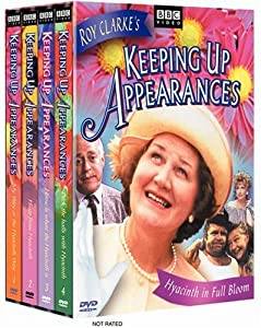 Keeping Up Appearances - Hyacinth in Full Bloom Set (Vol. 1-4) from BBC Video