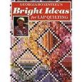 Georgia Bonesteel's Bright Ideas for Lap Quilting (Sunset Craft Books)