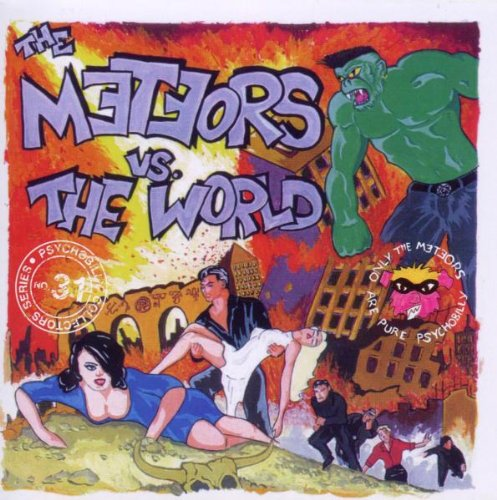 The Meteors - The Meteors Vs. The World - Zortam Music