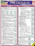 Pre-Calculus (Quickstudy: Academic)