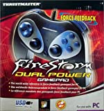 echange, troc ThrustMaster FireStorm Dual Power - Manette de jeu - 13 bouton(s) - noir