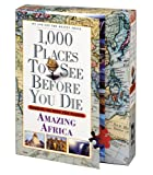 1000 Places To See 1000 Pc Puzzle Amazing Africa